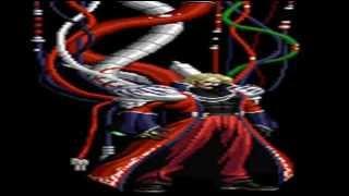 Rugal Bernstein Voice - KOF 2002