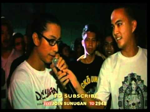 SUNUGAN - TRASH TALK   w/ LOONIE DELLO TARGET DATU *** BEHIND THE SCENES***