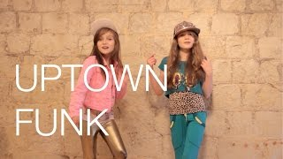 getlinkyoutube.com-Mark Ronson - Uptown Funk ft. Bruno Mars cover by Sapphire and Skye