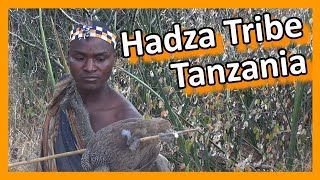 getlinkyoutube.com-Tanzania - Lake Eyasi: Hadza tribe hunters & gatherers