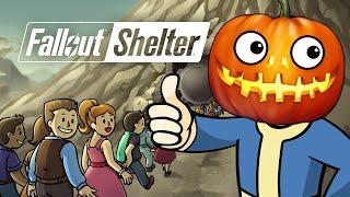 getlinkyoutube.com-Fallout Shelter - Хэллоуин в Игре! (iOS)