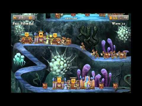 Defender Chronicles 2 Underfell Elwyn Legendary walkthrough