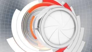 getlinkyoutube.com-Futuristic Iris Logo Reveal | Cinema 4D Templates | Project Files