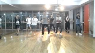 ze:a  breathe dance practice