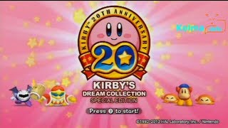 getlinkyoutube.com-Kirby Dream Collection Walkthough