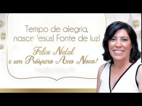 Mensagem de Natal Prefeita Suely - Rancho Alegre D`Oeste