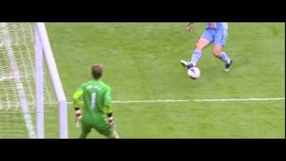getlinkyoutube.com-Manchester United 1 - 6 Manchester City Highlights HD 23.10.2011