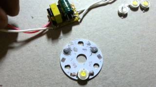 getlinkyoutube.com-How to make led bulbs at home