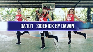 DA101 | Sidekick by Dawin | Dance Fitness