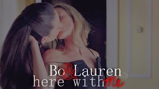 Bo and Lauren // Here With Me
