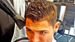getlinkyoutube.com-Hairstyles for men - CR7 Cristiano Ronaldo