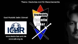Mustafa Selim Sürmeli 2 - Deutsches Amt für Menschenrechte Zuhörerfragen - Valentin Anker