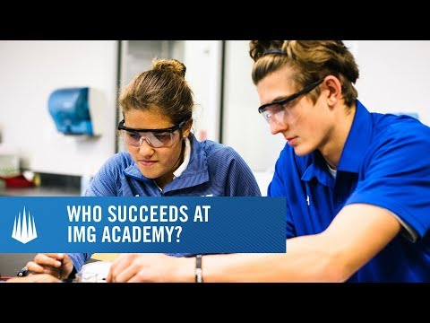 Boarding School at IMG Academy