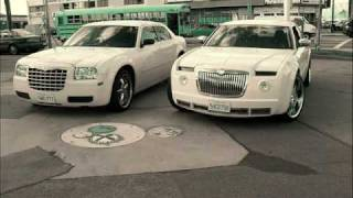 chrysler 300 add on bodykit from 2005 to 2010 Chryslers