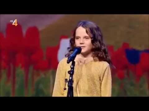 Amira Willighagen - O Mio Babbino Caro - Holland's Got Talent