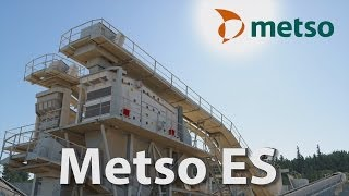 getlinkyoutube.com-Metso launches ES Series screen: simulation and 3D animations