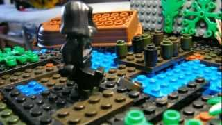 Видео про лего сталкер