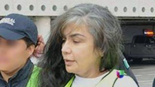 'Reina del Pacífico' en cárcel de máxima seguridad - Noticiero Univisión