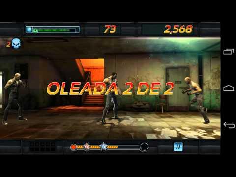 Juego de Pelea callejera [fightback, Apk +Datos] {Gameplay}