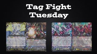 getlinkyoutube.com-TagFight! Tuesday - Thing Saver and Raizers vs Overlord and Abyss