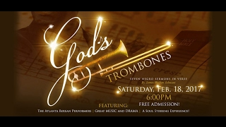 getlinkyoutube.com-God's Trombones February 18, 2017