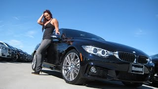 """2017 BMW 430i Gran Coupe M Sport / Exhaust Sound / 19"""" M Wheels / BMW Review"""