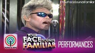 """getlinkyoutube.com-Your Face Sounds Familiar: Jay R as Pepe Smith - """"Beep Beep"""""""