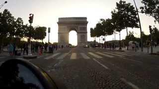 Sunset Paris Sportster Episode 3 GoPro