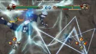 getlinkyoutube.com-Naruto Ultimate Ninja Storm Revolution - Kakashi Mod