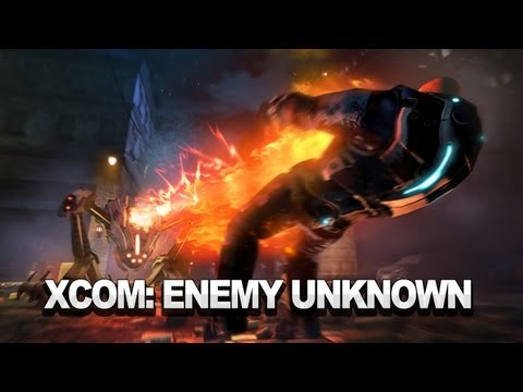 XCOM: Enemy Unknown Casualties of War Trailer