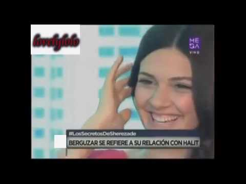 Bergüzar Korel talking about her lover,her husand Halit Ergenc12.6.2014
