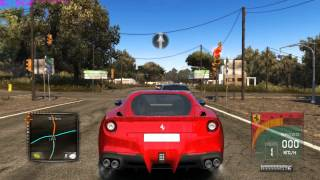 getlinkyoutube.com-Test Drive Unlimited 2 - Ferrari F12 Berlinetta