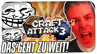 getlinkyoutube.com-DIESER TROLL GEHT ZU WEIT !!! MEIN HAUS!! | CRAFT ATTACK S3 #11 | REWINSIDE