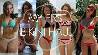 getlinkyoutube.com-Bikini Haul - Try On & My Thoughts