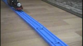 getlinkyoutube.com-Thomas Train Accidents Will Happen Toy Video remake
