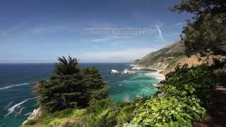 getlinkyoutube.com-(2 Hour Nature Relaxation Video) A Day in Big Sur, California 1080p Relaxation Video Pure Nature
