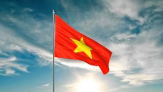 getlinkyoutube.com-Quốc ca Việt Nam_ Lá Cờ Việt Nam 3D