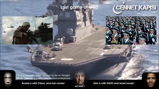 getlinkyoutube.com-China and Russia army will destroy NATO and USA 2015 - last game of god