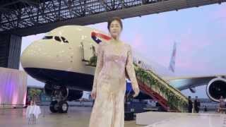 getlinkyoutube.com-British Airways celebrates launching its A380 to Hong Kong