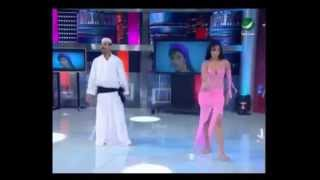 getlinkyoutube.com-حلقة رقص رجل شرقى مع هالة سرحان