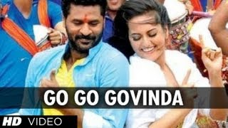 getlinkyoutube.com-Go Go Govinda Full Video Song OMG (Oh My God) | Sonakshi Sinha, Prabhu Deva