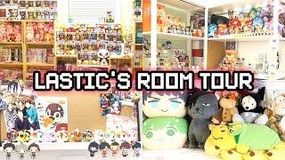 getlinkyoutube.com-Lastic's Room Tour 2016 - Kawaii, Anime, Funko, Toys, Manga and things I love!