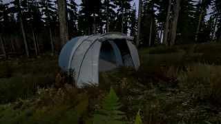 getlinkyoutube.com-DayZ Standalone - Tent Showcase & Where To Find Them! (DayZ Standalone Tents)