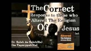 getlinkyoutube.com-Ibn Taymiyyah's book: The correct response to those who altered the religion of Jesus (1 of 3 )
