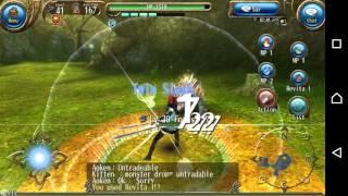 getlinkyoutube.com-Toram Online - Dual Swords.  Is fun