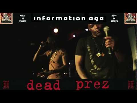 Dead Prez - Malcolm, Garvey, Huey live [dir. Radio Raheem]