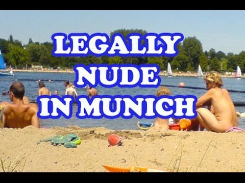 Nudity Goes Legal in Munich