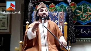 getlinkyoutube.com-Allama Sayed Ali Hamid Jafari | Hussainia Imambargah - Birmingham (UK) - 21st January 2016