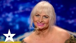 getlinkyoutube.com-Секси-лирика от Марины - Україна має талант-6 - Кастинг в Харькове