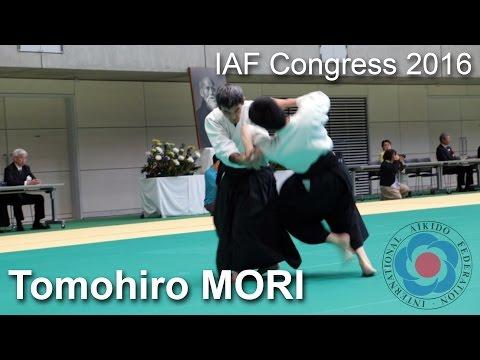 Demonstration by Tomohiro Mori - 12th IAF Congress in Takasaki